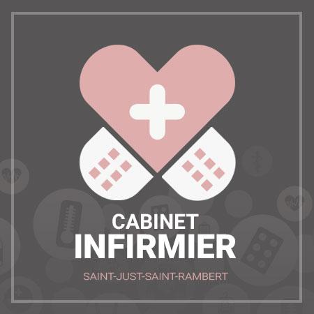 Cabinet infirmier st Just st Rambert